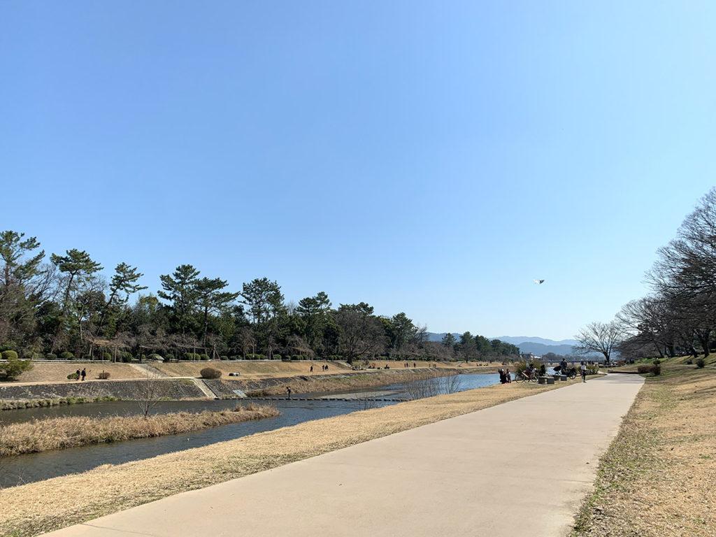 賀茂川 2020