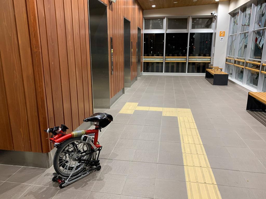 JR上野原駅 2020