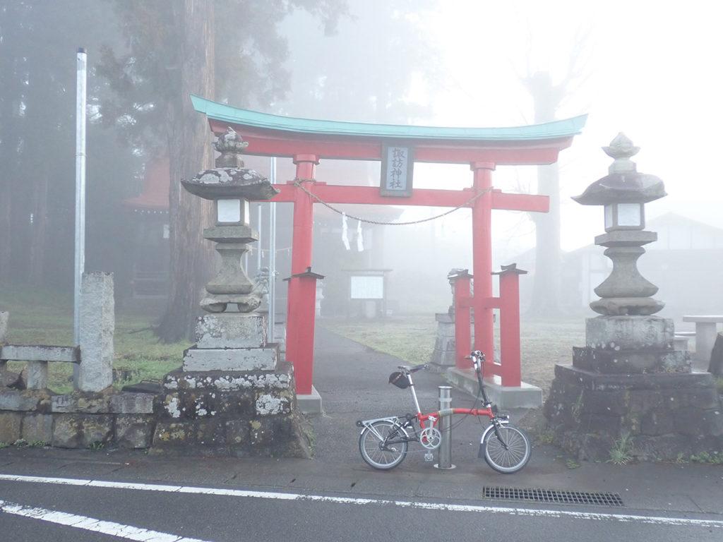 諏訪神社 2020
