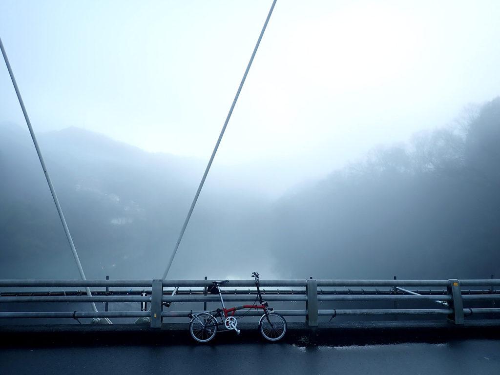 霧 ブロンプトン