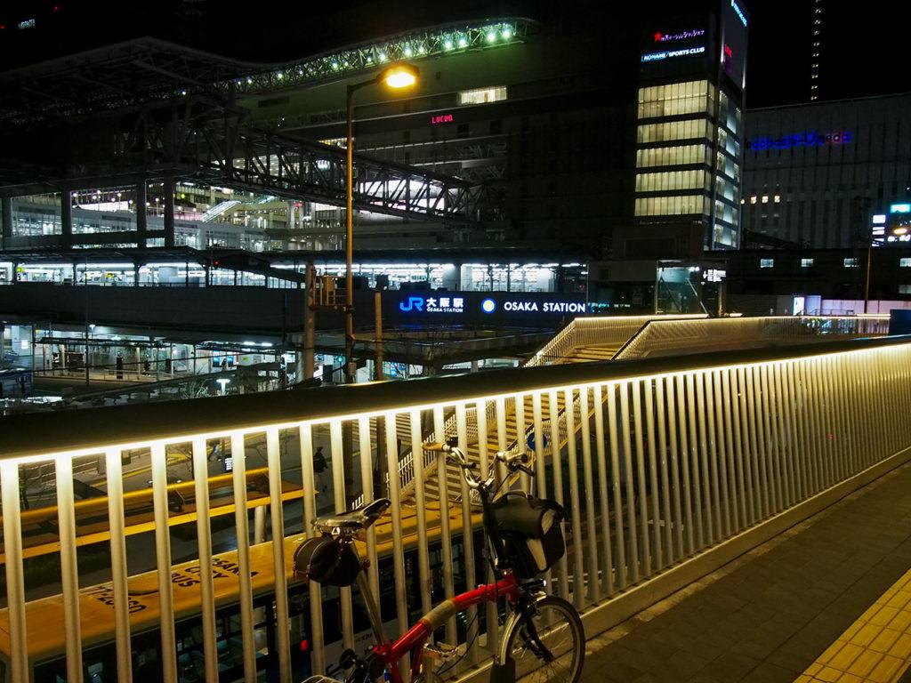 2020-4-11 大阪駅