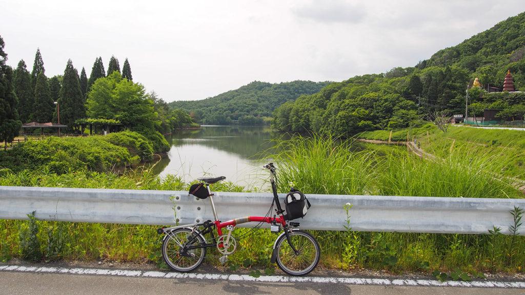 千丈寺湖 2020