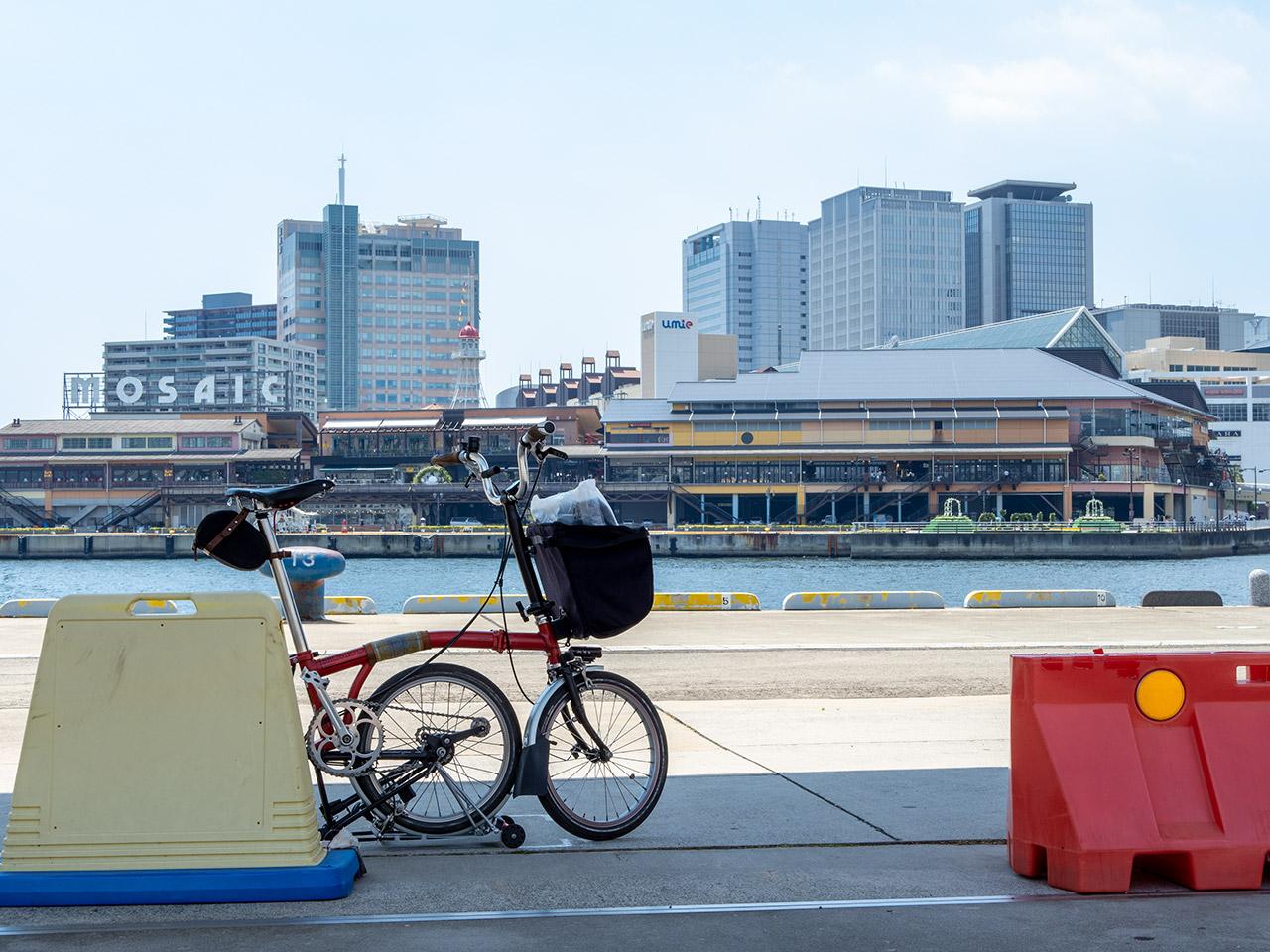 神戸港 中突堤 2020