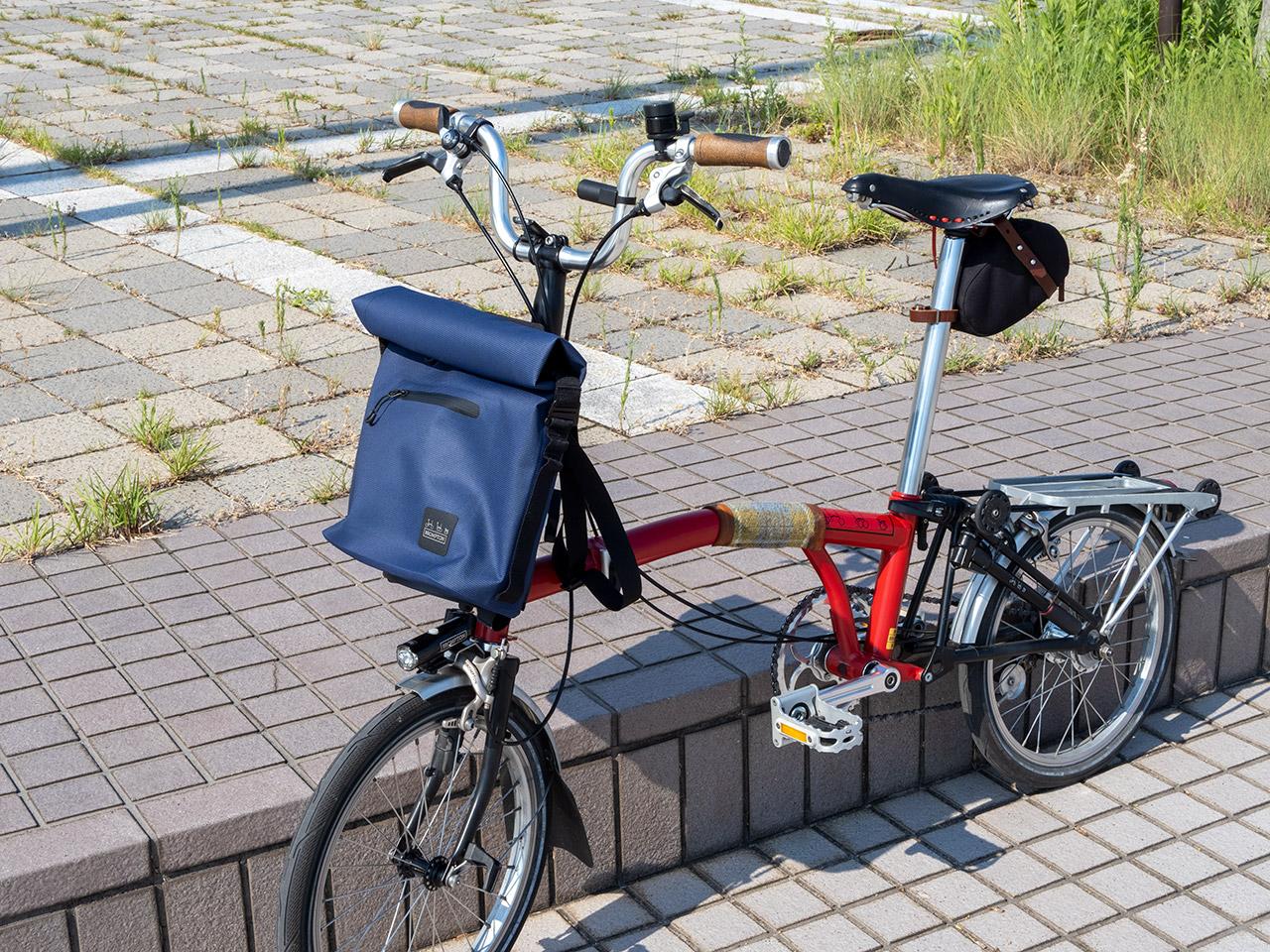 Brompton Borough waterproof small bag