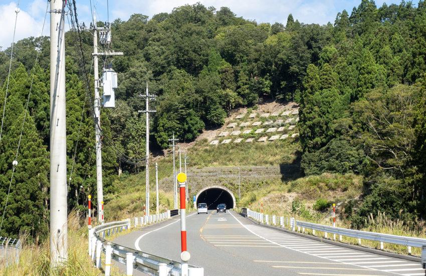 R303 海老坂トンネル