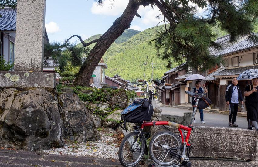 熊川宿 松木神社 2020