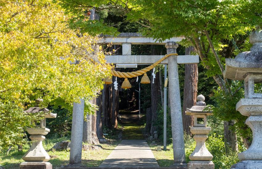 前川神社 2020