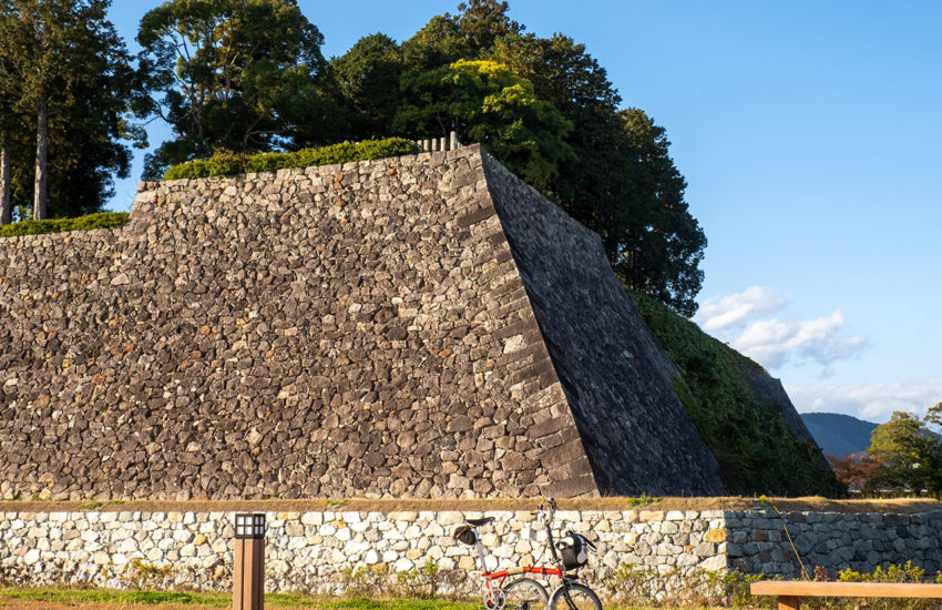 篠山城跡 2020