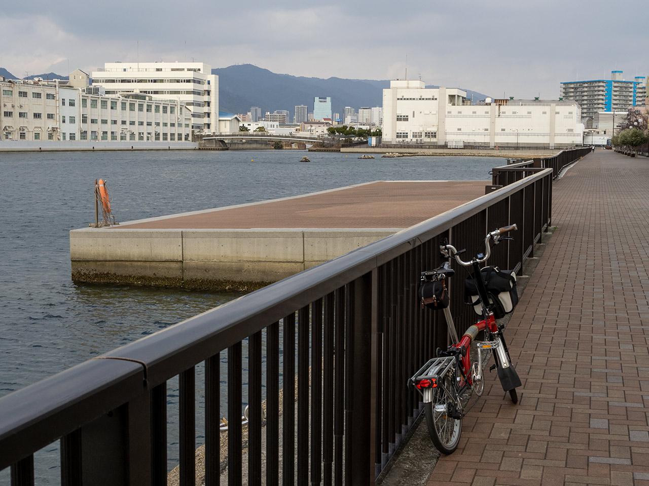 兵庫運河 2021