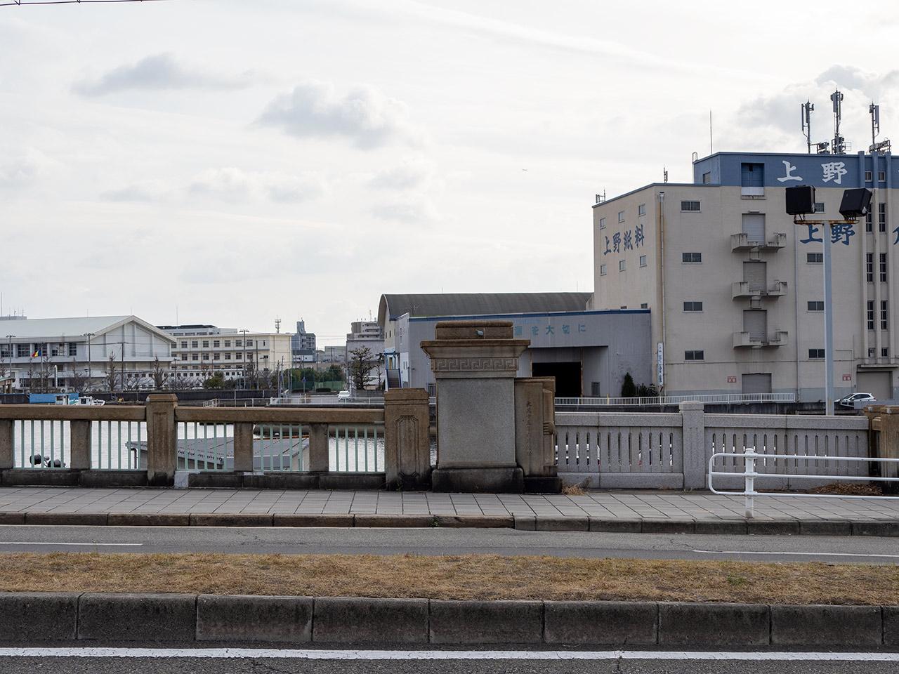 大輪田橋 カタツムリ 2021