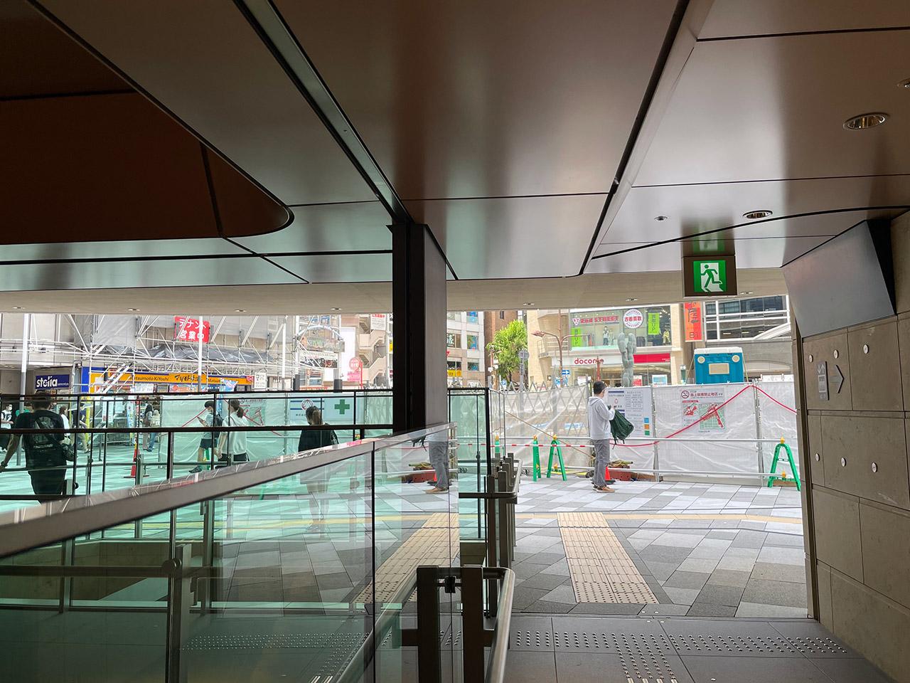 阪急神戸三宮駅 ekizo 2021