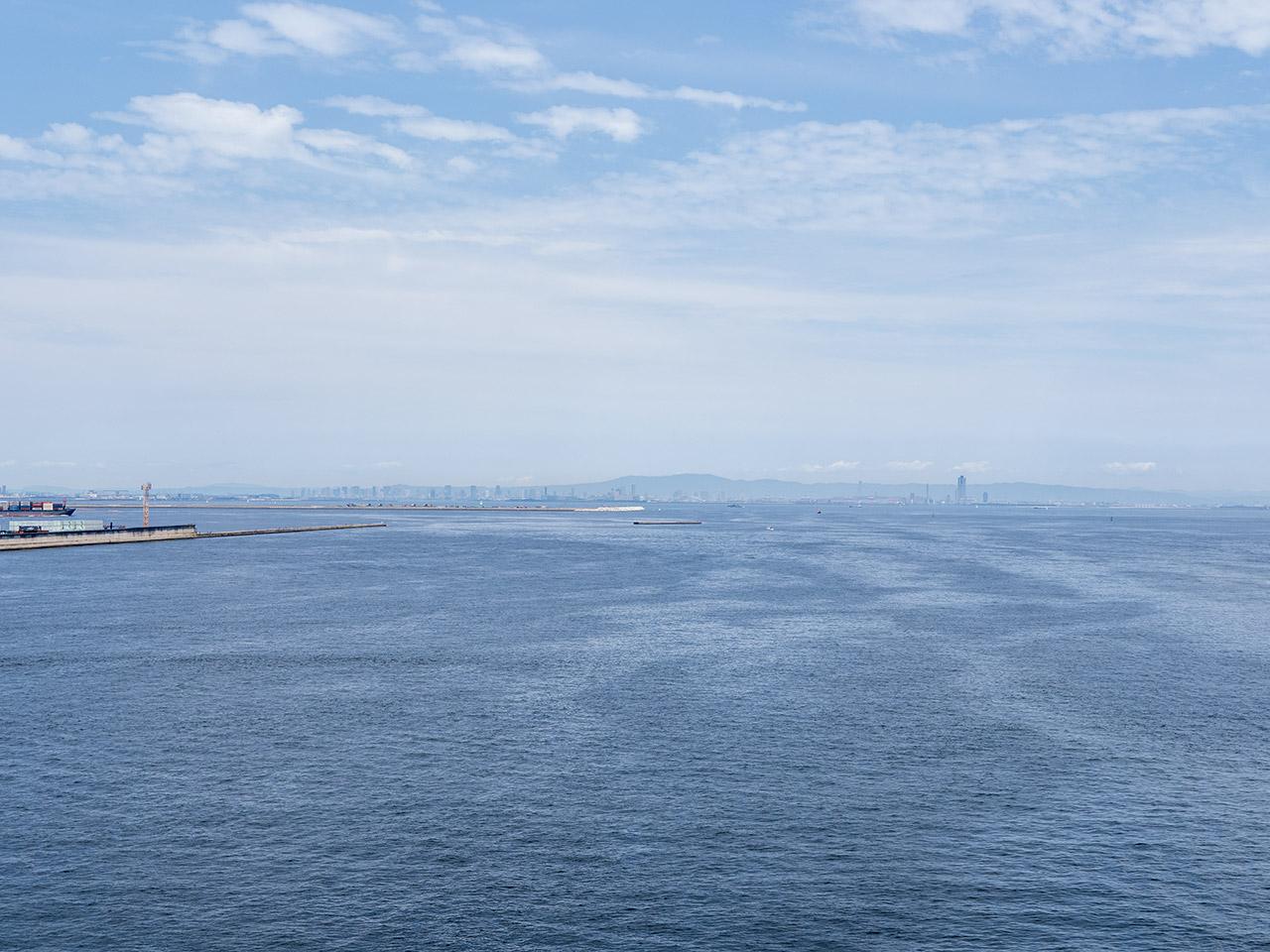 大阪湾 2021
