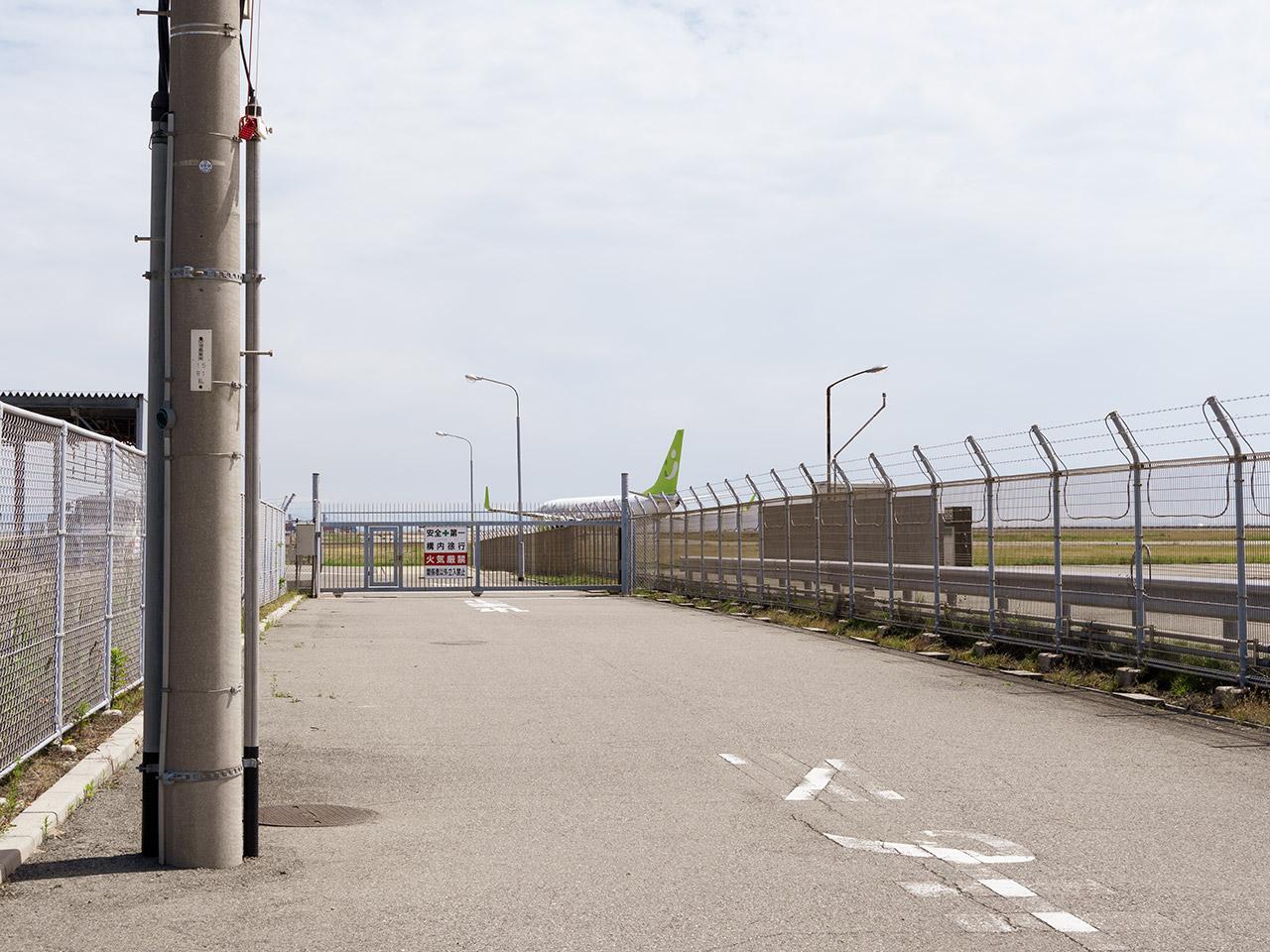 神戸空港 2021