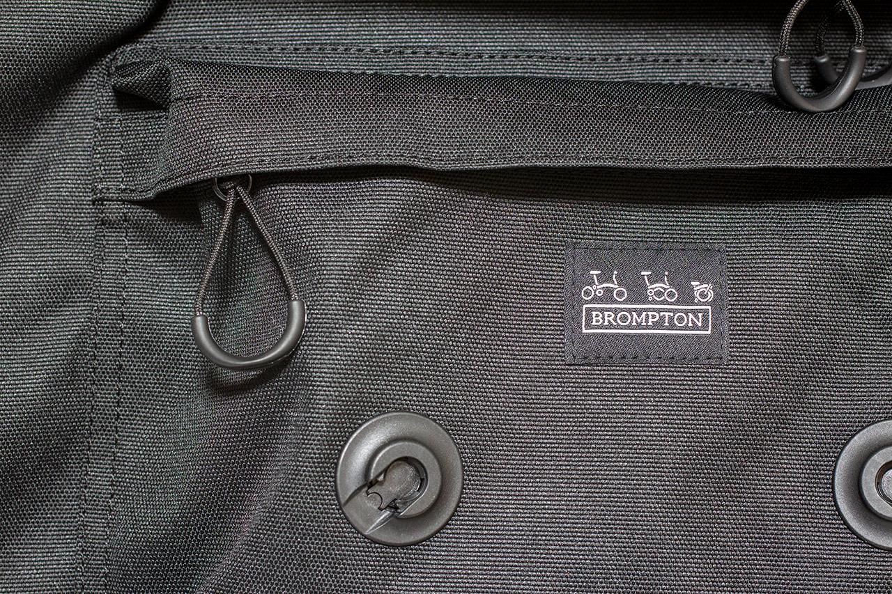 Metro Backpack ポケット