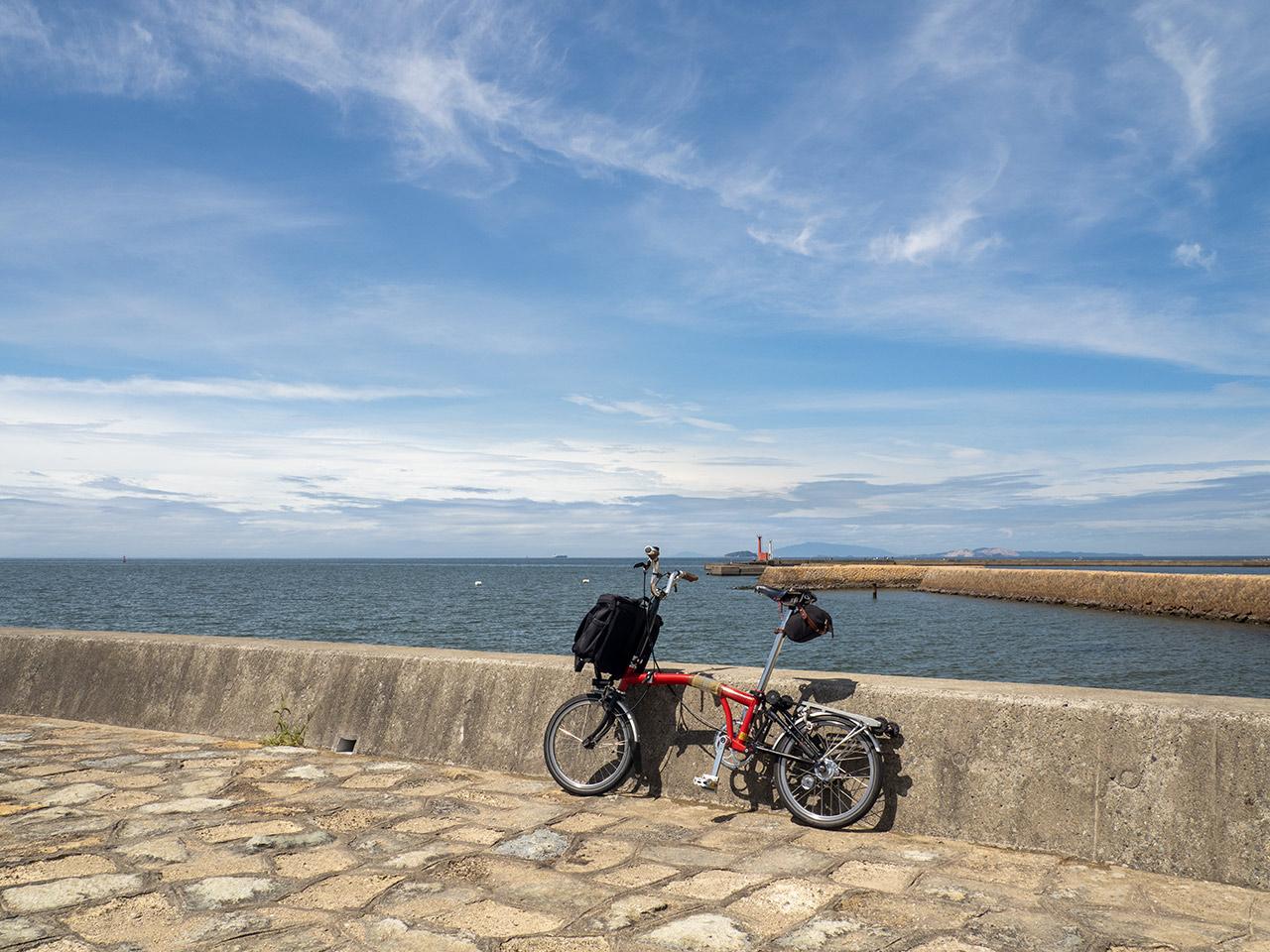 兵庫県立 高砂海浜公園 赤灯台