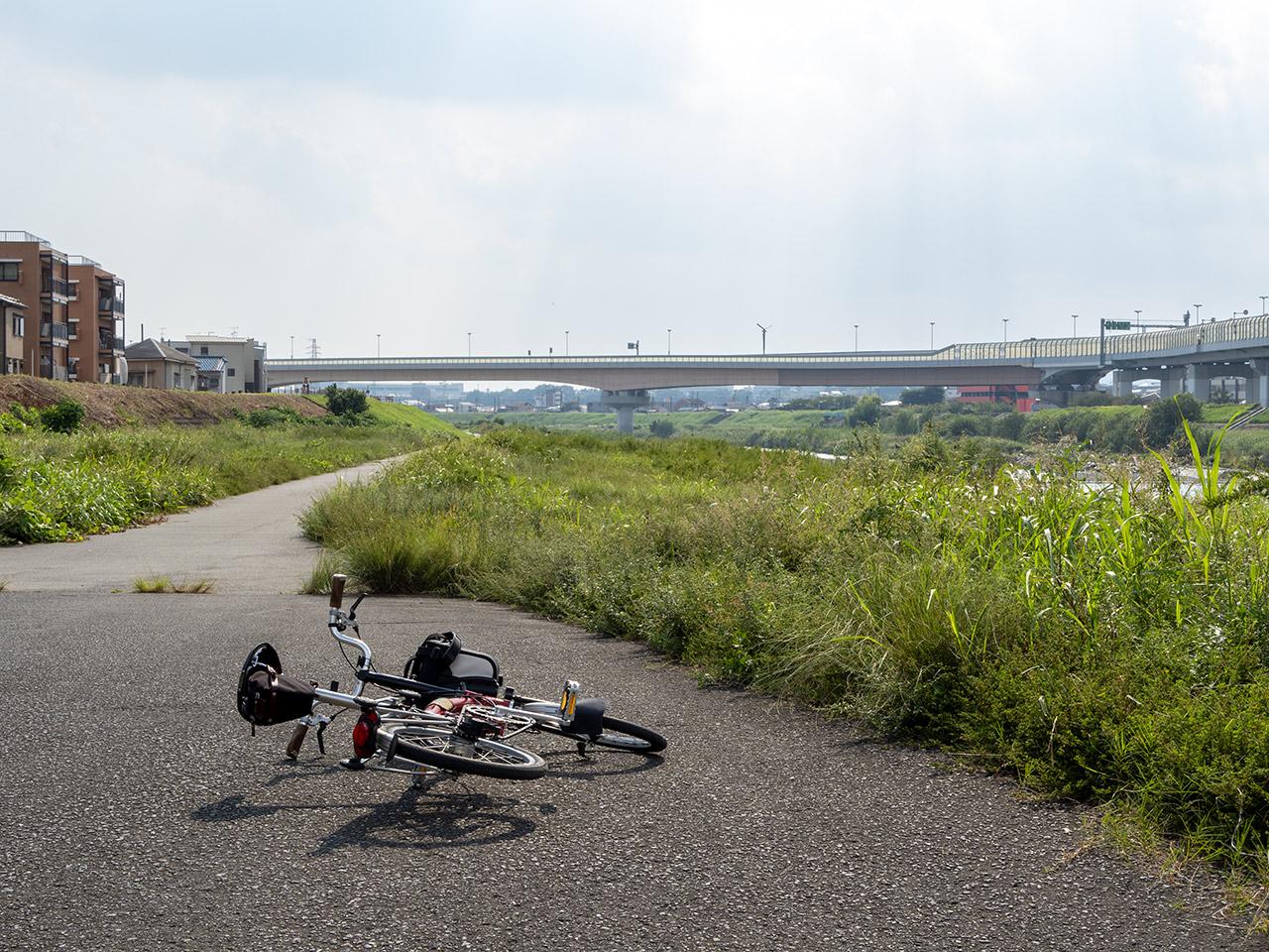 猪名川河川敷 2021